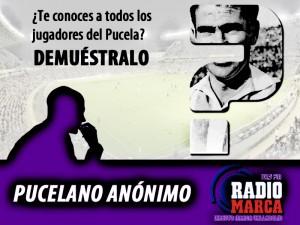 Pucelano anónimo 2014, en Directo Marca Valladolid