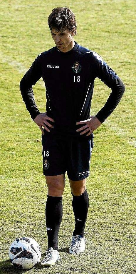 Álvaro Rubio en un entrenamiento (Marca)