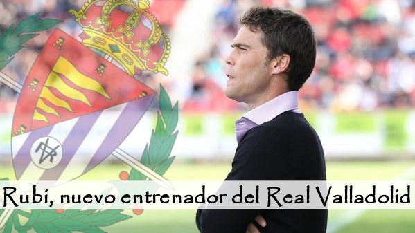 Click en la imagen para leer el especial completo sobre el nuevo entrenador del Real Valladolid