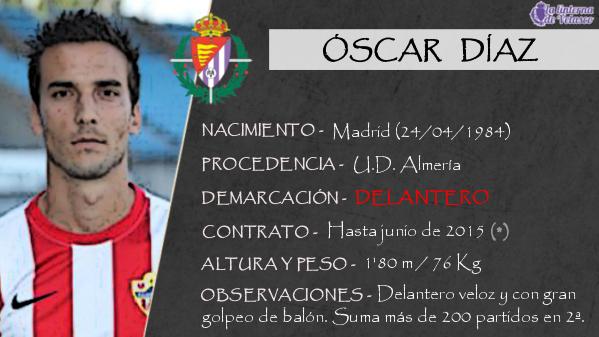 Click en LA FICHA para ver el especial del fichaje sobre el delantero madrileño