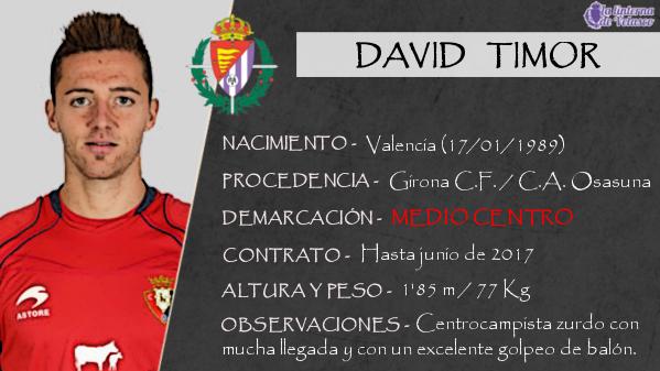 Click en LA FICHA para ver el especial del fichaje sobre el centrocampista valenciano
