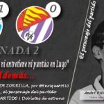 El Real Valladolid ni entretiene ni puntúa en Lugo