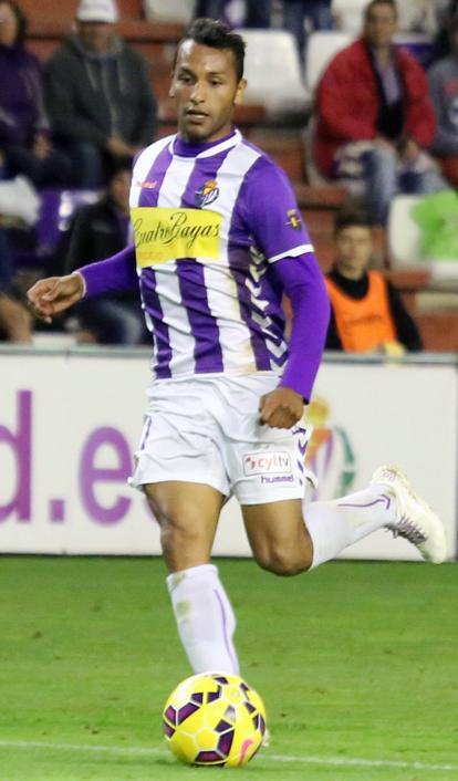 Jeffren Suárez en el partido ante el Girona (RV.es)