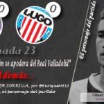 Una precoz tensión se apodera del Real Valladolid