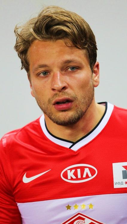 Patrick Ebert con la camiseta del Spartak (Wikipedia)
