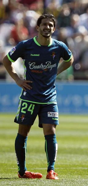 Jonathan Pereira en el duelo de Sevilla (RV.es)