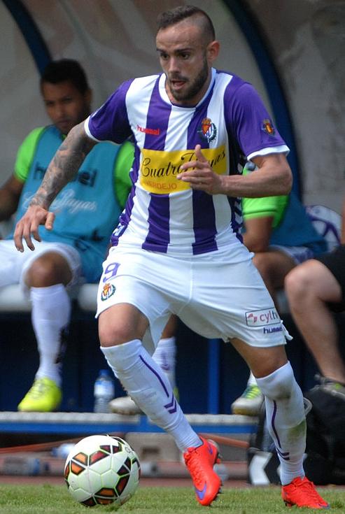 Roger Martí, goleador pucelano en Las Palmas (RV.es)