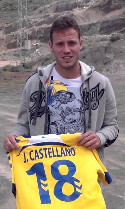 Castellano, el jugador con más minutos (YouTube)