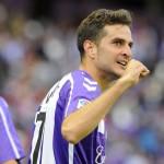 Juan Villar, la estrella absoluta del Real Valladolid