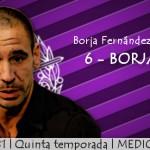 6. Borja Fernández, en su regreso al R. Valladolid
