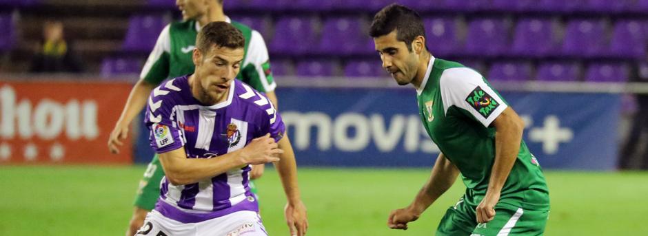 Pedro Tiba y Lluís Sastre, dos centrocampistas señalados por no 'suplantar' en la ausencia de dos compañeros(RV.es)