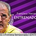 Paco Herrera, en su proyecto en el Real Valladolid