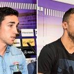 Sergio Marcos y Jaime Mata, mis grandes fichajes