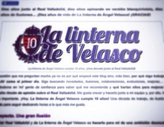 ¡Diez años de ilusión y opinión del Real Valladolid!