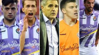 Cinco de los diferentes protagonistas que puede, o deberían ser protagonistas para solucionar los  problemas pucelanos (RealValladolid.es)