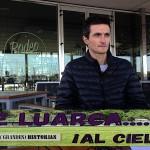 'De Luarca... al cielo ' | El sufrimiento de Llorente