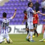 El Real Valladolid basa esta ilusión en el ataque