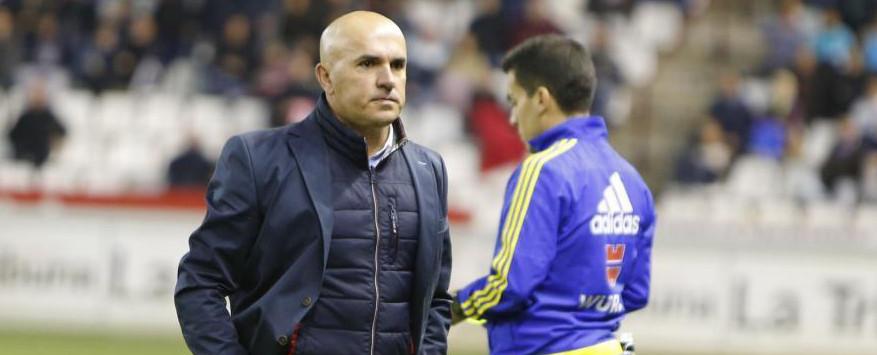 Luis César Sampedro, durante uno de losúltimos partidos en su etapa con el Albacete Balompié <em><strong>(LaLiga)</strong></em>