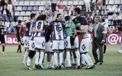 El Real Valladolid se salvó con Neira en la plantilla