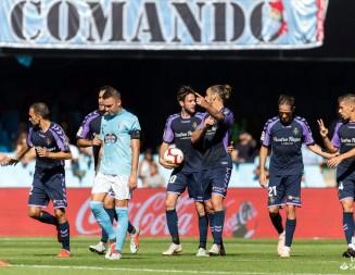 El punto fuerte del Real Valladolid está en ataque