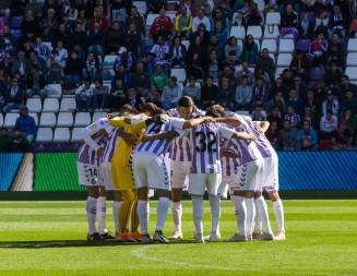 Este Real Valladolid conoce bien sus limitaciones